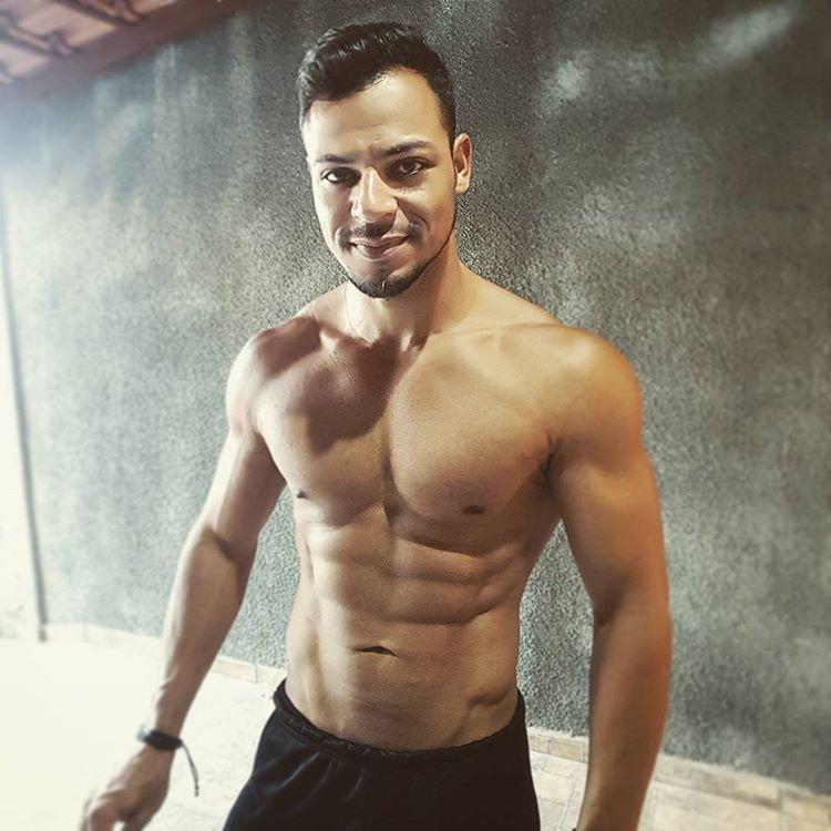 Asllan Maciel perdeu peso rápido