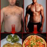 """Dieta """"Limpa"""" vs Dieta Flexível"""