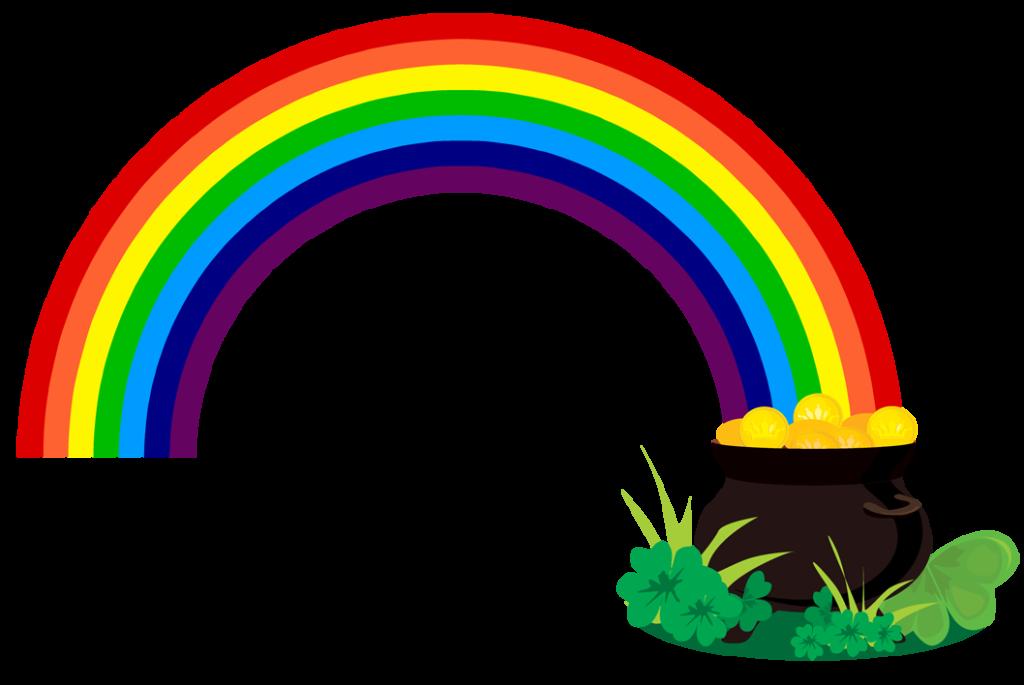Tesouro no final do arco-iris