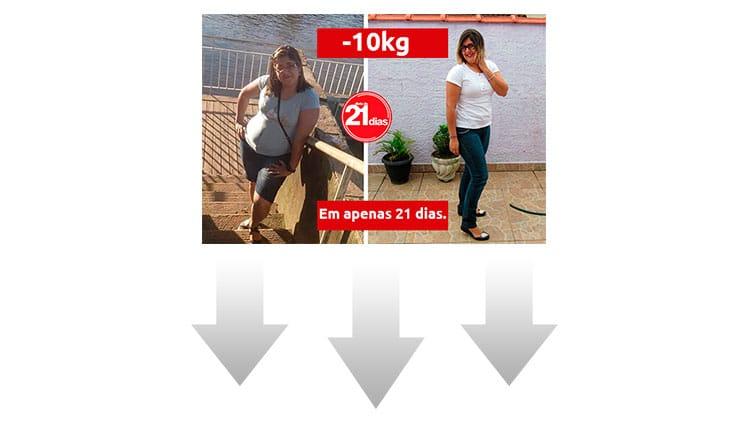 Perca de 5 a 10kg em Apenas 21 Dias