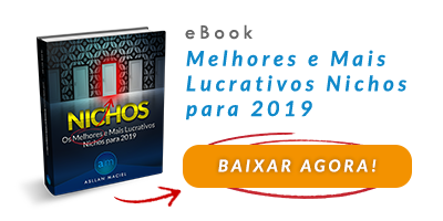 eBook: Melhores e Mais Lucrativos Nichos