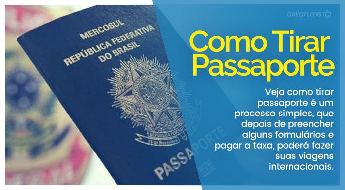 Como tirar Passaporte