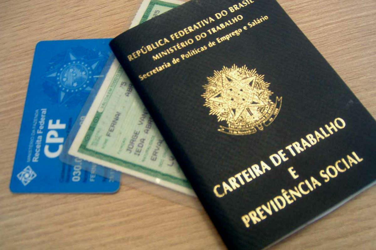Documentação para Retirar Passaporte
